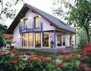жилой дом на садовом участке